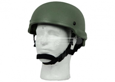Lancer Tactical MICH 2002 Helmet ( OD )