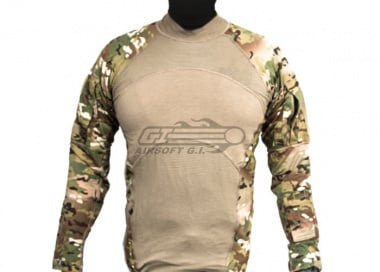 Massif Army Combat Shirt ( Multicam / Extra Large )