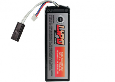 Madbull Airsoft 11.1v 1500mAh 15C Lipo Mini Battery