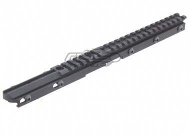 "Madbull PRI 7"" Carbine Length PEQ Top Rail"