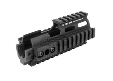 Madbull PWS SRX SCAR Rail Extension ( Black )