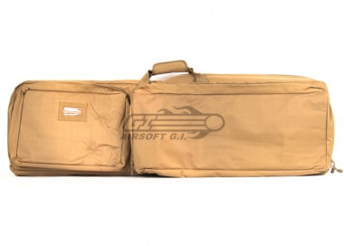 NC Star Double Rifle Case ( Tan )