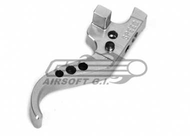 Speed Airsoft M28 Tunable Trigger ( Silver )