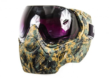 Sly Profit Full Camo Face Mask ( Marpat )