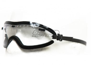 Smith Optics Boogie Regulator Goggle ( Asian Fit / Clear )