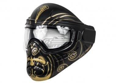 Save Phace Warrior Full Face Tactical Mask ( Tagged Series )