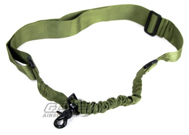 Tactical Crusader Single Bungee Sling ( OD )