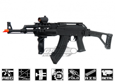 CM039U Full Metal AK Tactical AEG Airsoft Gun