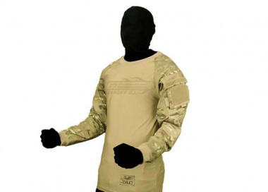 V-Tac Zulu Combat Shirt ( V-Cam / Medium )