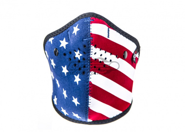 Zan NEO-X Face Mask ( American Flag)