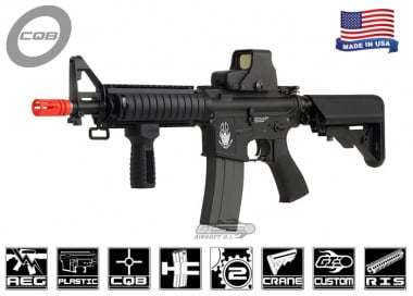 Airsoft GI G4 CQBR Blowback Version AEG Airsoft Gun ( Custom ) CQB version