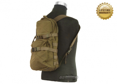 Pantac USA 1000D Cordura MBSS Hydration Pack ( Coyote Brown )
