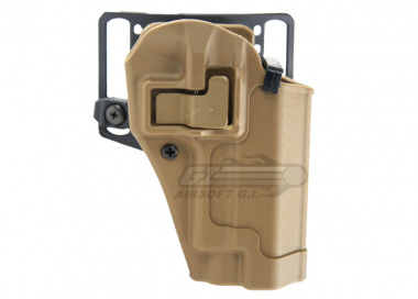 BLACKHAWK SERPA CQC Holster for Sig 220/226 ( Coyote Tan / Right Handed )