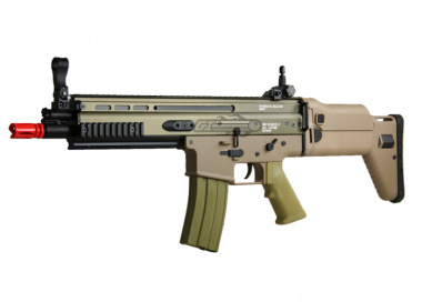 D Boy Full Metal MK16-L Airsoft Gun ( Tan )