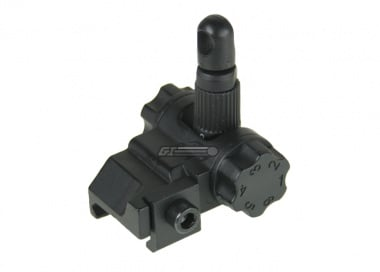 Echo 1 Flip Up Rear Sight for MK16