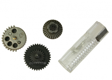 Element High Speed Gear Set with Piston