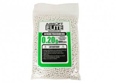 Discountinued Airsoft Elite .20g 4000 BBs