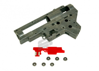 King Arms 8MM Reinforced AEG Gearbox for MK5