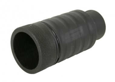 King Arms Flaming Pig Flash Hider 14mm CC