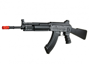 JG Full Metal Advanced RIS AK AEG Airsoft Gun