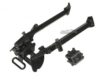 NC Star M14 Style Bipod w/ Quick Release Style Base