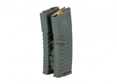Hero Arms 850 M4 / M16 High Capacity AEG Double Magazine ( Electric / Sound Control )