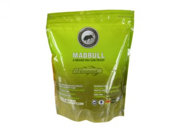 Mad Bull .25 g (Biodegradable) 4000 BBs