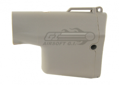 Madbull Airsoft Troy Battle Ax Stock ( Flat Dark Earth )