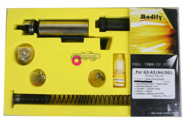 Modify S120 Tune Up Kit for FS3 / SG1