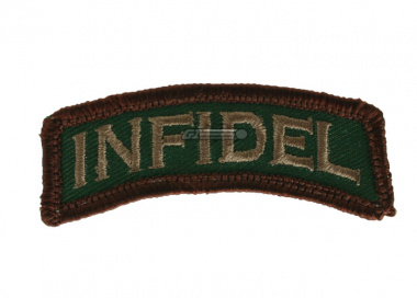 MM Infidel Velcro Patch ( OD )
