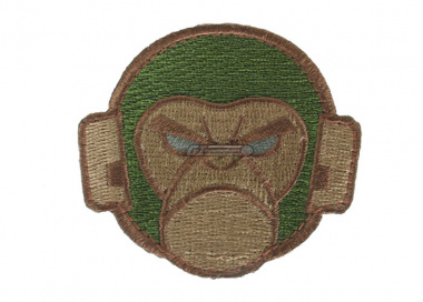 MM Monkey Head (Forest )