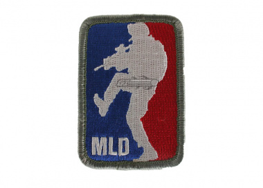 MM Major League Doorkicker Velcro Patch