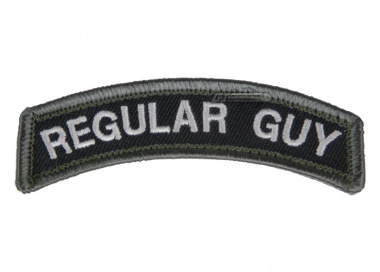 MM Regular Guy Patch ( SWAT )