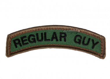 MM Regular Guy Patch ( forest )