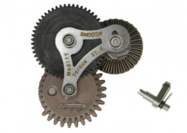 Modify Smooth 6mm Gear Set for Hi Torque