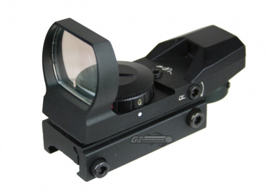 NC STAR Panorama Electro Red / Green Dot Sight