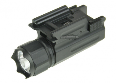 * Discontinued * NC Star Tactical Flashlight