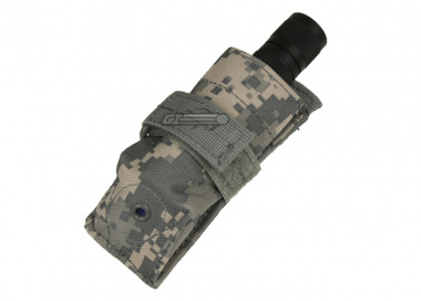 * Discontinued * Condor Outdoor MOLLE Fashlight Pouch ( ACU )