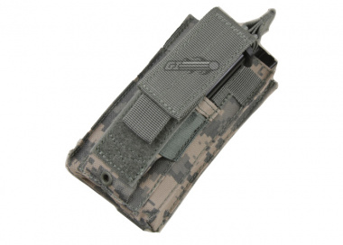 Condor Outdoor MOLLE Single Kangaroo Magazine Pouch ( ACU )