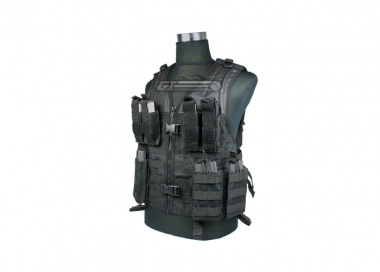 Condor / OE TECH Molle Tactical Vest ( BLK )