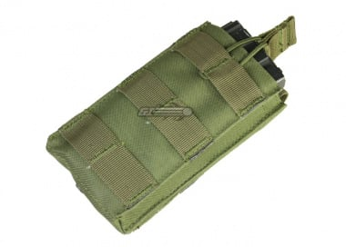 Condor Outdoor MOLLE Single Open Top M4 / M16 Magazine Pouch ( OD )