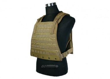 Condor / OE TECH Spec Op Plate Carrier ( Tan / Tactical Vest )