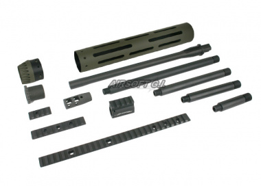 Madbull JP Rifle Conversion Kit OD ( LONG )
