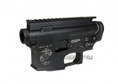 (Discontinued) G&G USMC Metal Body for M4 / M16