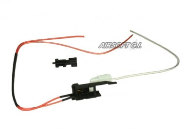 G&G Low Resistance AEG Switch & Wire Assembly for RK-Series ( Back )