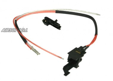 G&G Low Resistance AEG Switch & Wire Assembly for UMG