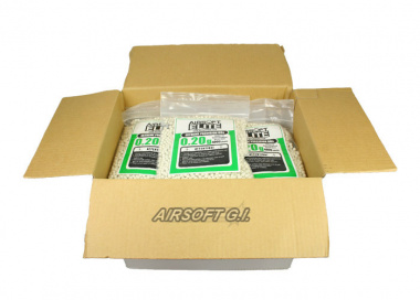 Discountinued Airsoft Elite .20g 4000 BBs One Case Deal