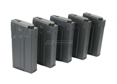 King Arms 110rd FS3 Mid Capacity AEG Magazine ( 5 Pack )