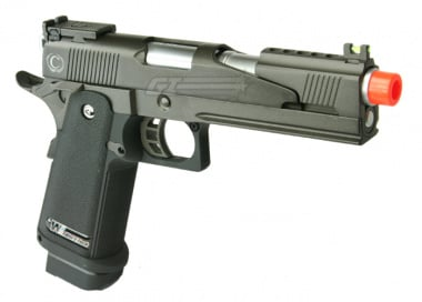 (Discontinued) Caspian Full Metal Dark Dragon GBB Airsoft Gun