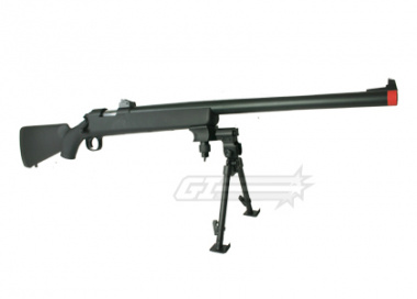 JG Full Metal BAR 10 Bolt Action Sniper Rifle Airsoft Gun ( BLK )
